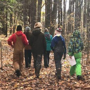 Equality Wilderness Teen Program